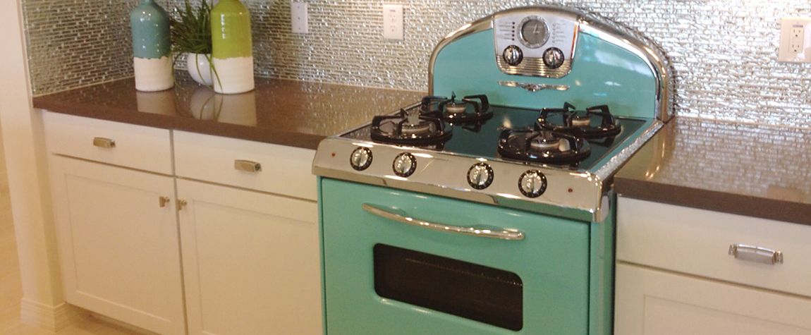 Stoves Antique Electric Ranges Retro East Texas Brick