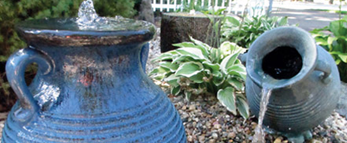 Superior Fountains. Fountains. Patio Center