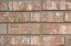 Residential Brick - tan brown orange