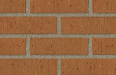 Commercial Brick - tan brown orange