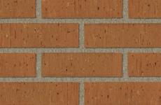 Commercial Brick - tan brown orange