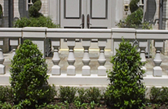 Cates Cast Stone Balustrades
