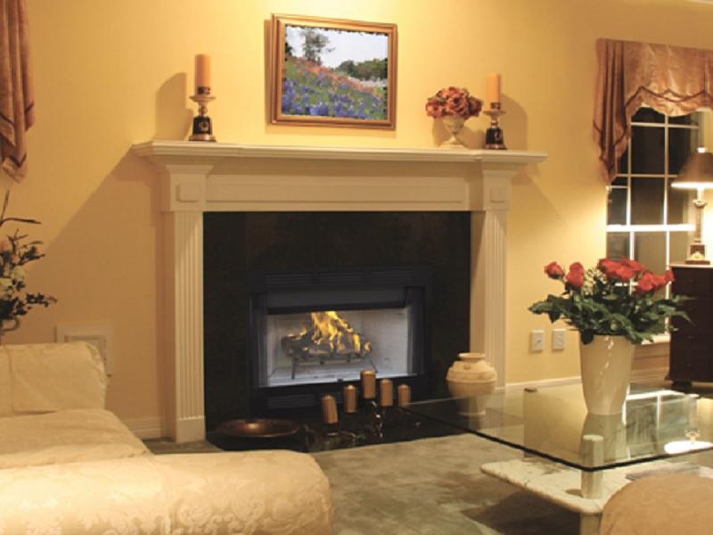 Superior Fireplace WRT/WCT 2000 Basic