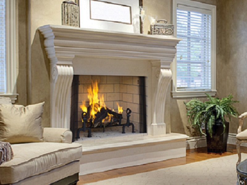 Superior Fireplace WRT 6000 Series Deluxe