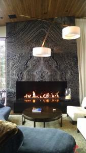 Mason-Lite Linear Fireplace