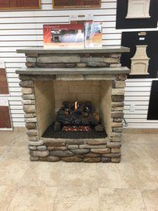 Mason-Lite Vent Free Fireplace