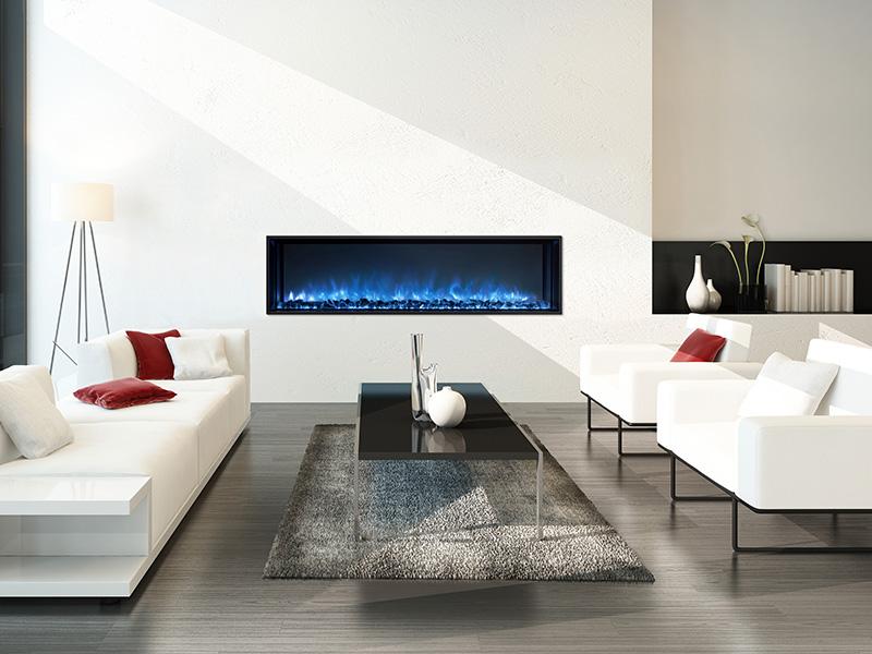 Modern Flames Landscape FullView Series 2