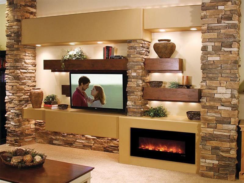 Modern Flames Builder Series
