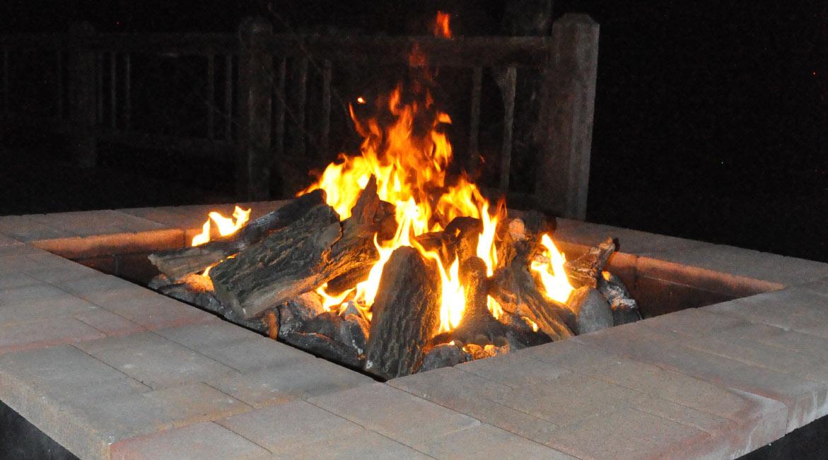 Eiklor Flames Campfire