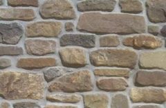 Creek Brick Rock