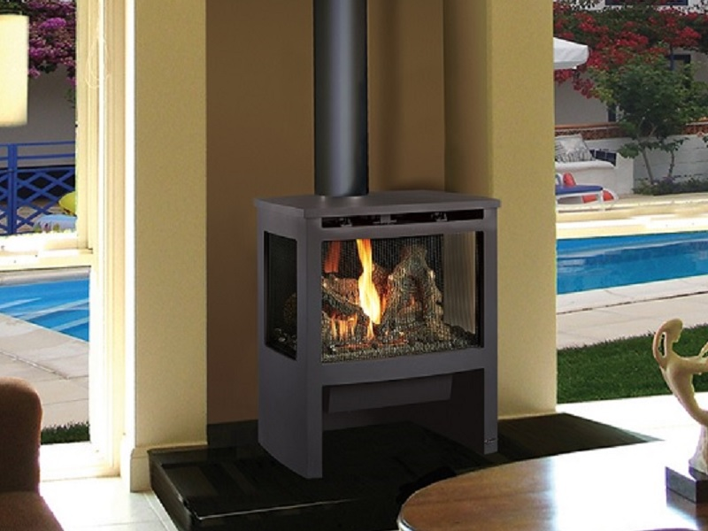 Lopi Cypress Deluxe Gas Stove